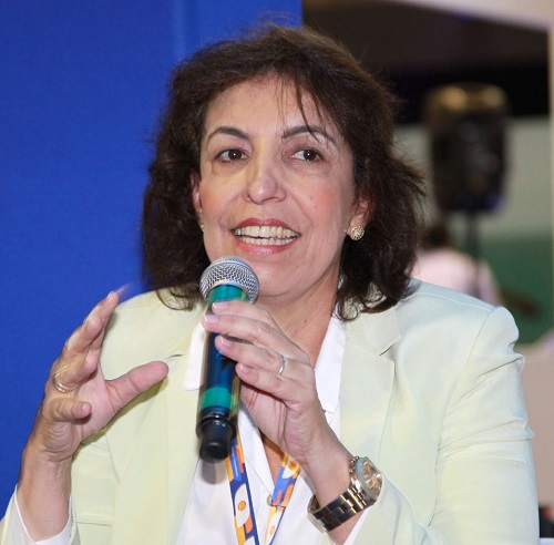 Sylvia dos Anjos, Petrobras