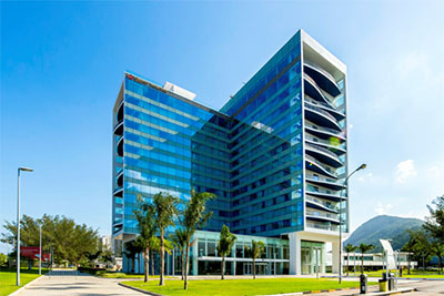 Official Hotel: Grand Mercure Riocentro
