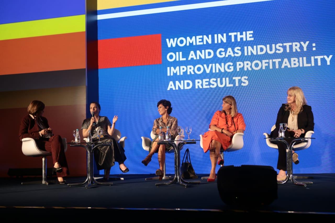Mulheres na Indústria de Óleo e Gás
