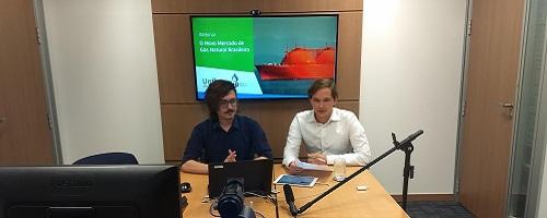 Novo Mercado de Gás é destaque de 1º webinar voltado para jovens